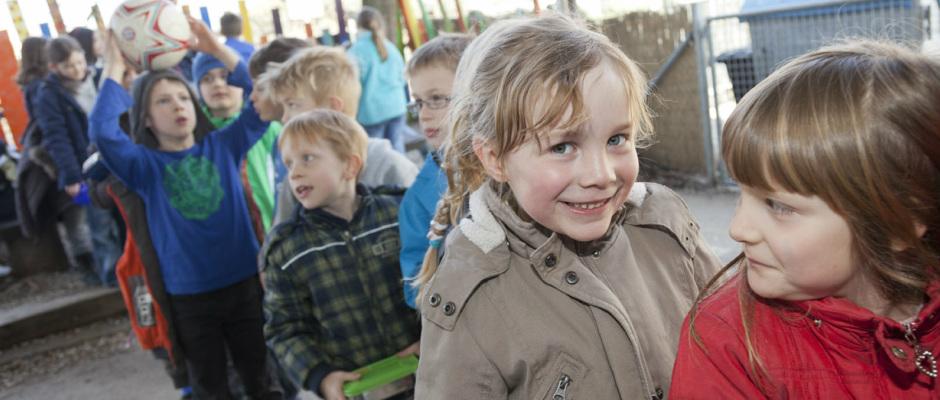 Die Grundstufe der Montessori-Schule Clara Grunwald