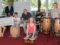 125 Jahre Raiffeisenbank München-Nord eG:  Montessori Schule Clara Grunwald freut sich  über neue Musikausrüstung